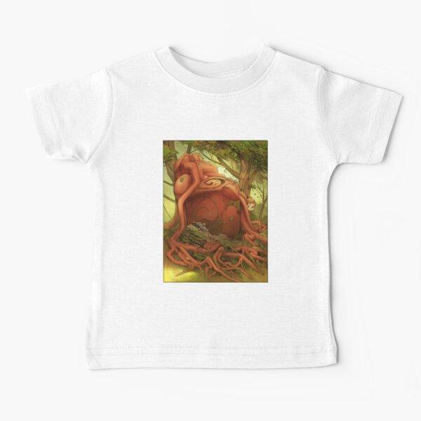 Corazón encontrado Camiseta para bebés