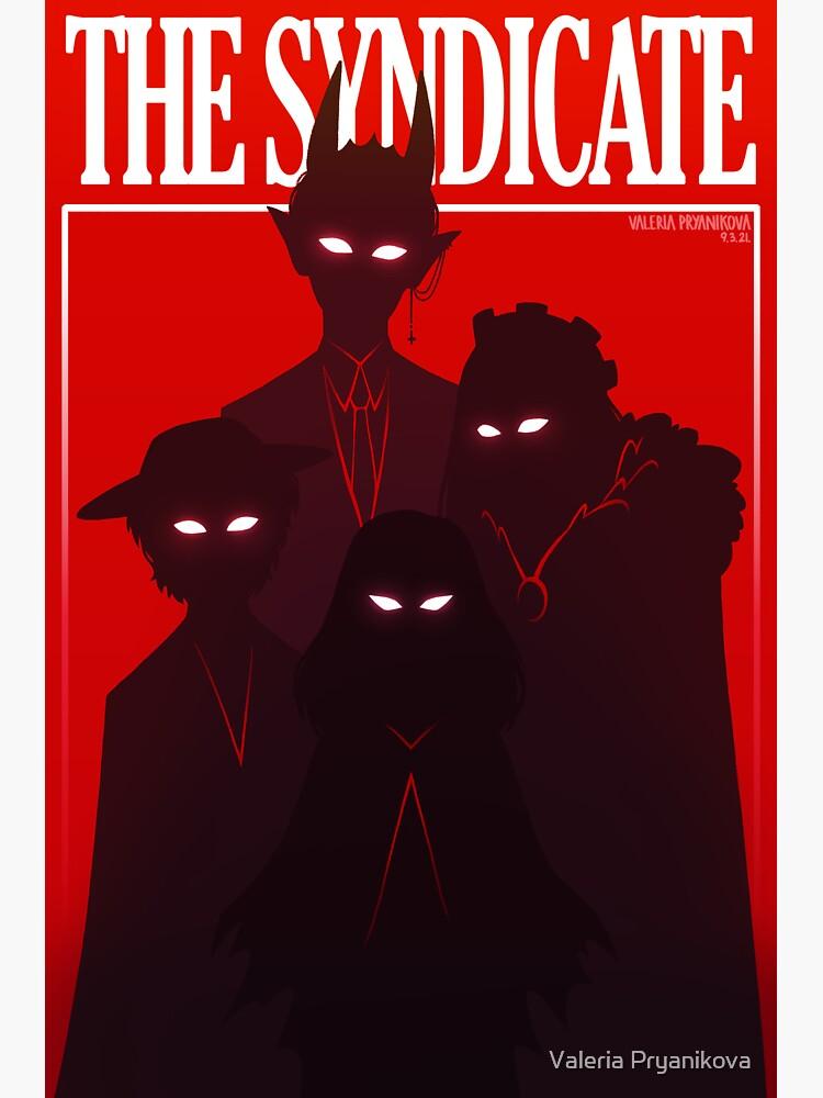 the syndicate by valeriapryanik