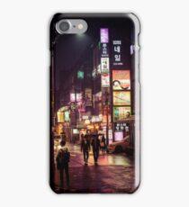 SEOUL  iPhone Case/Skin