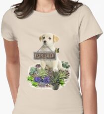 Succulents for sale Women's Fitted T-Shirt