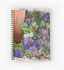 Succulents for sale Spiral Notebook