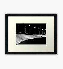 concrete_only 04 Framed Art Print
