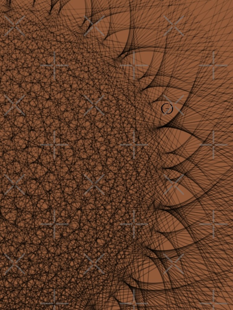 Contemporary Mandalas Track | Slow Down | Earthy Mars by AtelierGaudard