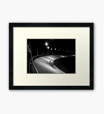concrete_only 03 Framed Art Print