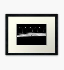 concrete_only 02 Framed Art Print
