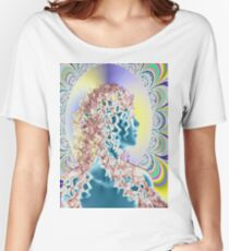 Psychedelic New Romantic Women's Relaxed Fit T-Shirt