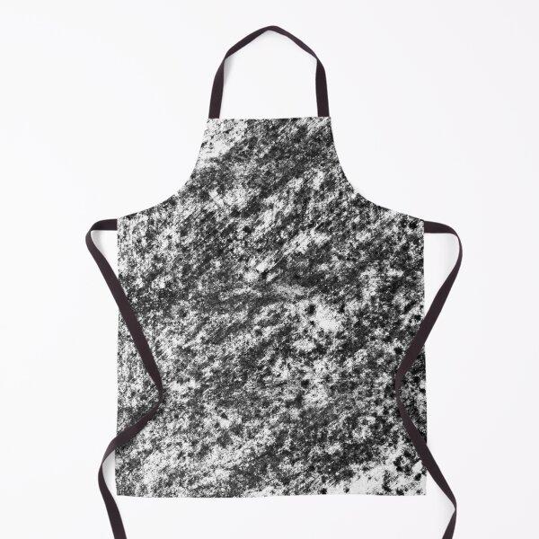 Charcoal Pattern 001 Apron