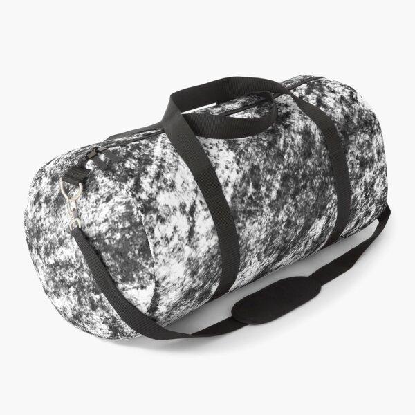 Charcoal Pattern 001 Duffle Bag