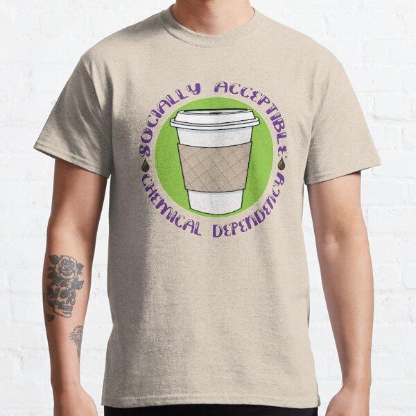 Coffee Ain't Illegal Classic T-Shirt