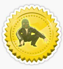 Gopnik Award sticker classic Sticker