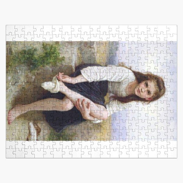 Avant le Bain (Before the Bath) Jigsaw Puzzle