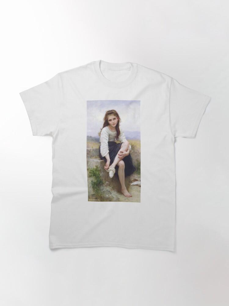 Alternate view of Avant le Bain (Before the Bath) Classic T-Shirt