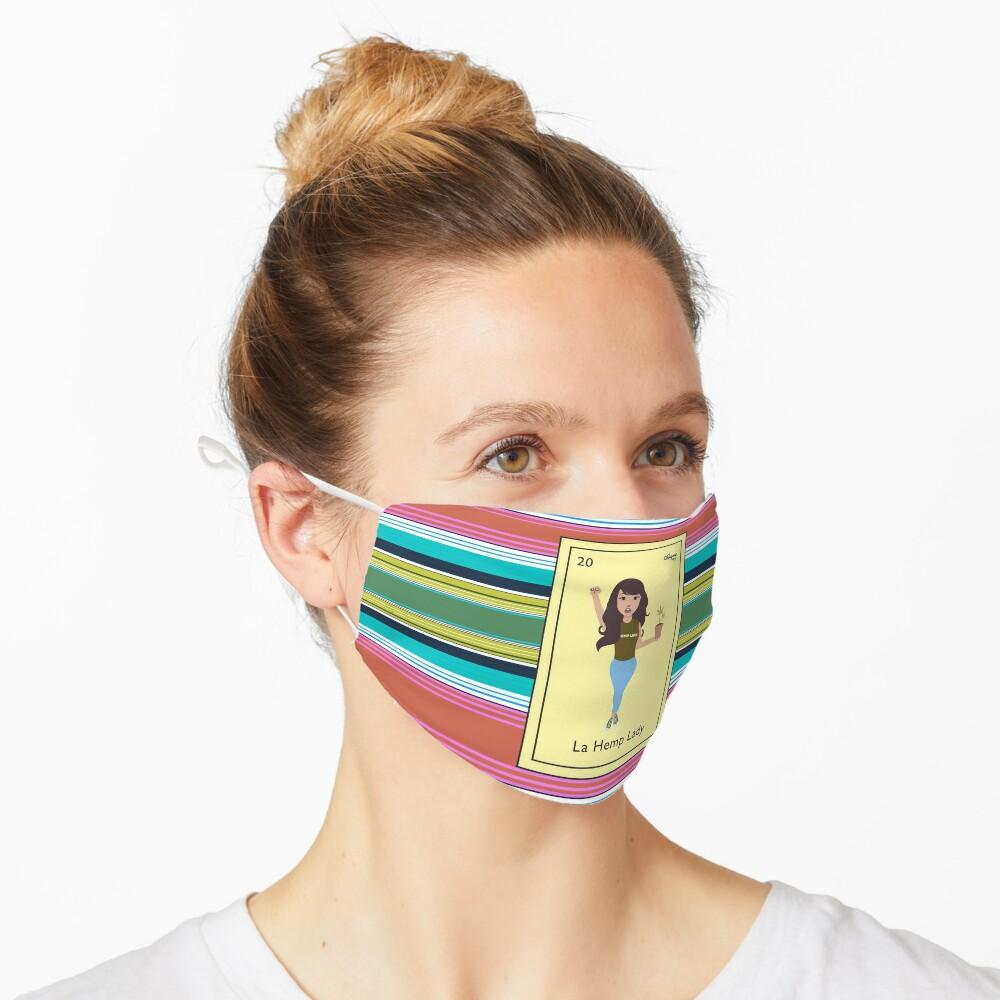 La Hemp lady Mask