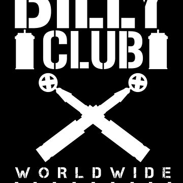 Billy Club by GarrattJohn