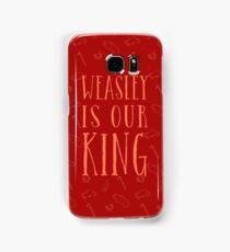 ron weasley Samsung Galaxy Case/Skin