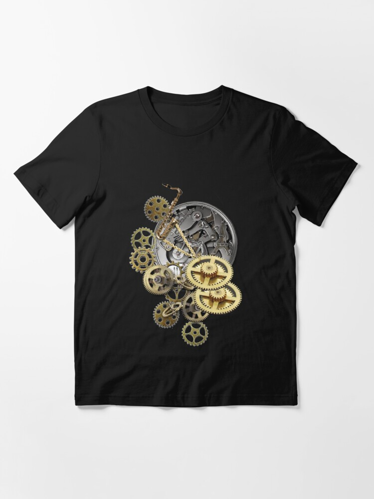 Alternate view of Wheels of Time Essential T-Shirt
