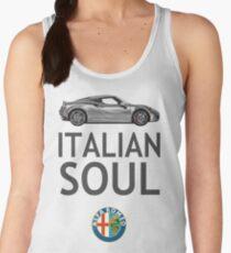 Italian Soul (minus ARoB logo) Women's Tank Top