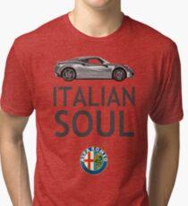 Italian Soul (minus ARoB logo) Tri-blend T-Shirt