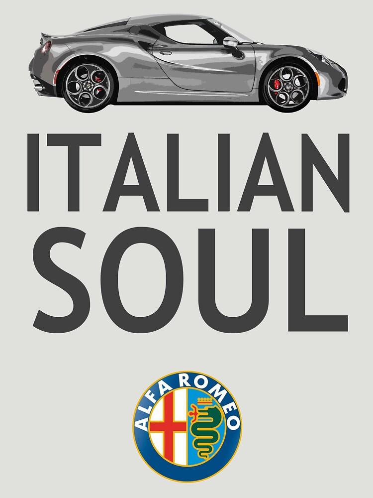 Italian Soul (minus ARoB logo) by Fobrocks