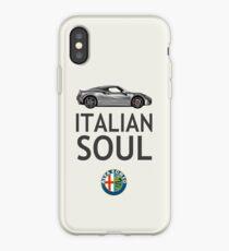 Italian Soul (minus ARoB logo) iPhone Case