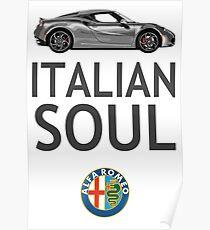 Italian Soul (minus ARoB logo) Poster