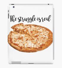 Pizza Struggle iPad Case/Skin