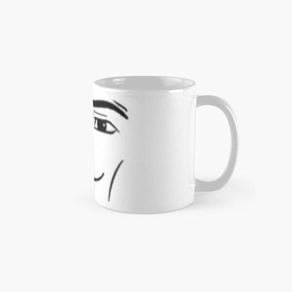 roblox man face ;) Classic Mug