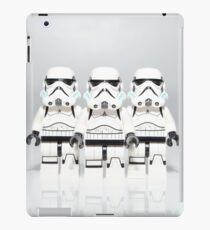 Storm Trooper Line up iPad Case/Skin