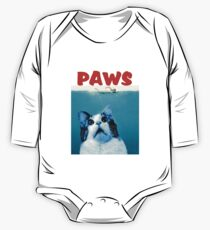 PAWS One Piece - Long Sleeve