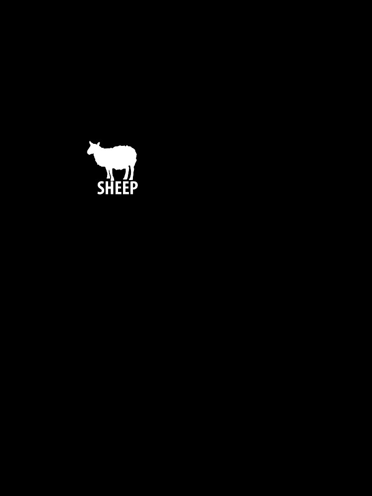 Sheep Troll Coronavirus covid anti mask covid19 by question-it