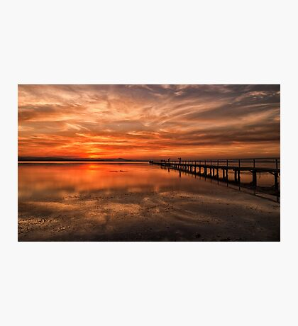 Another Awesome Sunset Photographic Print