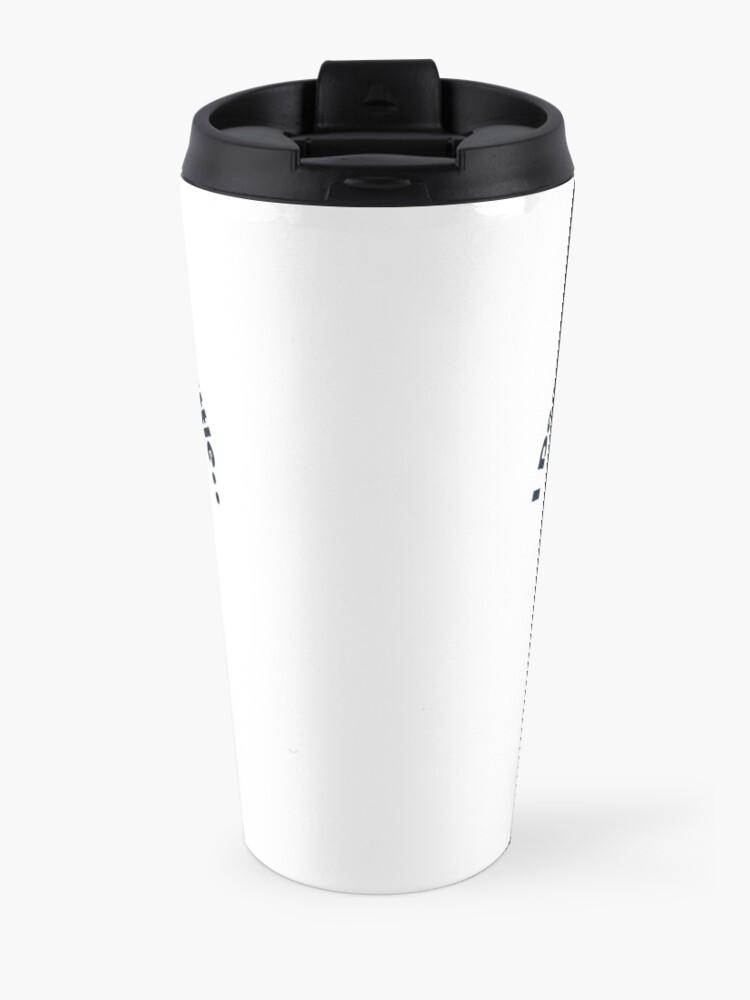 Alternate view of Pump and Grind Travel Mug