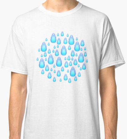 Rain drops company 3 Classic T-Shirt