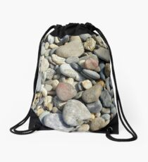 River Rock Drawstring Bag