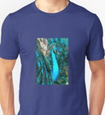 Peacock Plumage Unisex T-Shirt