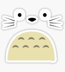 My Neighbor Totoro Face Sticker
