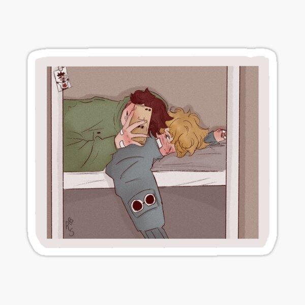 Dream and George  Sticker