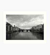 Florence Arno Art Print