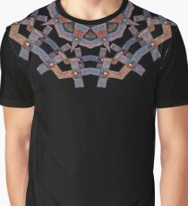 Big Butch Kaleidoscope Graphic T-Shirt