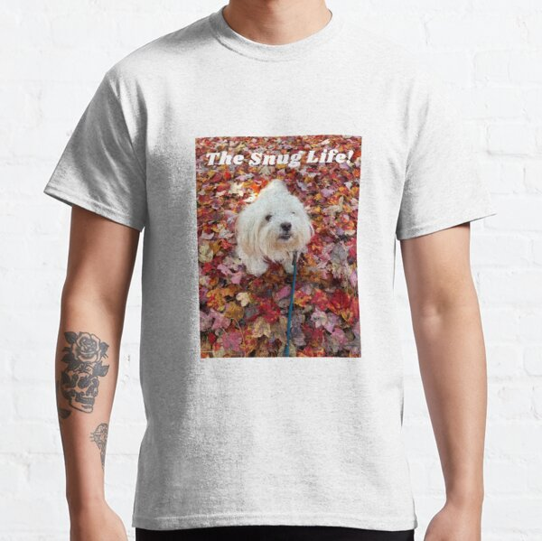 Vision in Red Classic T-Shirt