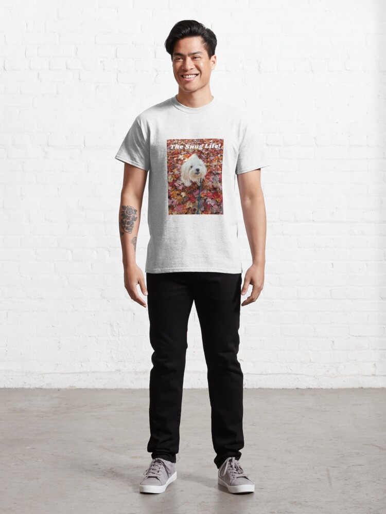 Alternate view of Vision in Red Classic T-Shirt
