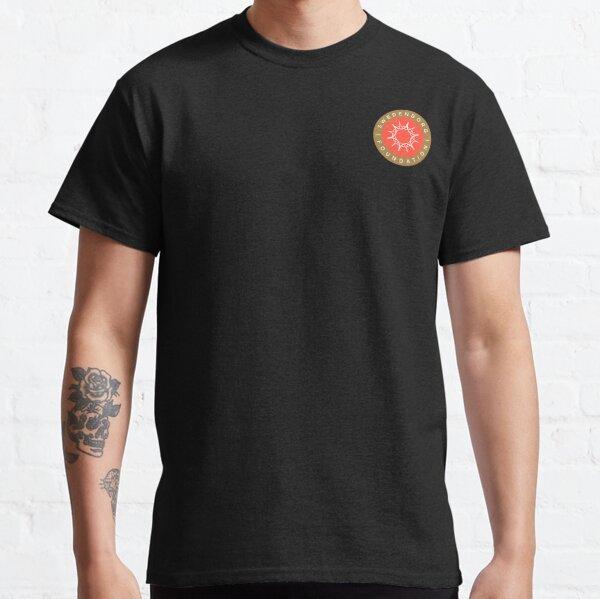 "Swedenborg Foundation ""Crest"" Logo Small Classic T-Shirt"