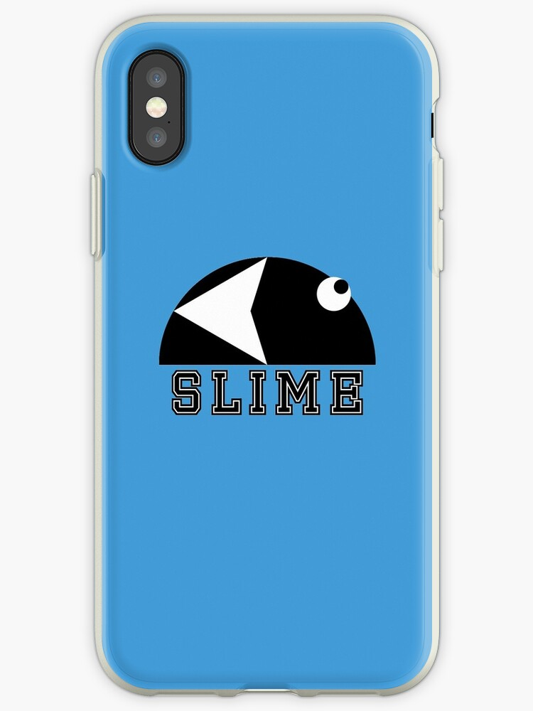 'Slime Games 90's (Good times <3)' iPhone Case by GsusChrist