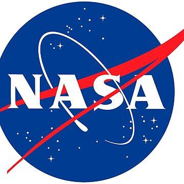 NASA logo by Downyart