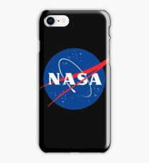 NASA logo iPhone Case/Skin