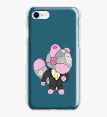 Groom Mushi iPhone Case/Skin