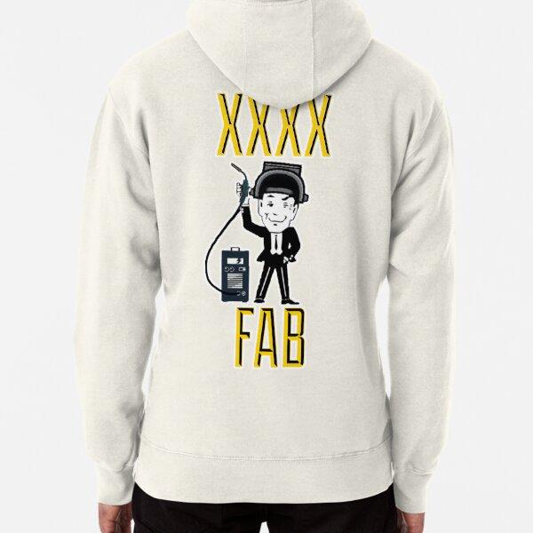 XXXX Fab Pullover Hoodie
