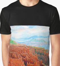 Bryce Canyon Graphic T-Shirt