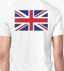 Union Jack, Flag of the United Kingdom, Britain, British flag, Pure and Simple T-Shirt