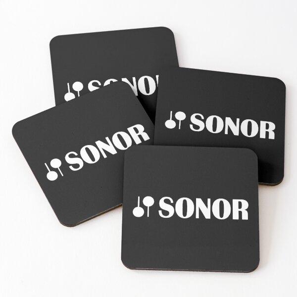 Sonor Coasters (Set of 4)